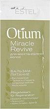 Духи, Парфюмерия, косметика Бальзам-питание для восстановления волос - Estel Professional Otium Miracle Revive Balm (пробник)