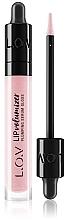 Духи, Парфюмерия, косметика Блеск для губ - L.O.V LIP Volumizer Plumping Serum Gloss