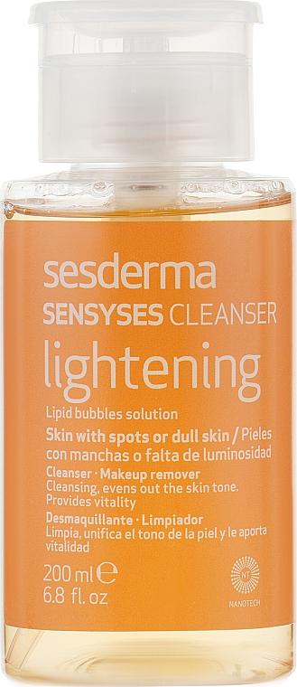 Лосьон для очищения кожи - SesDerma Laboratories Sensyses Cleanser Lightening