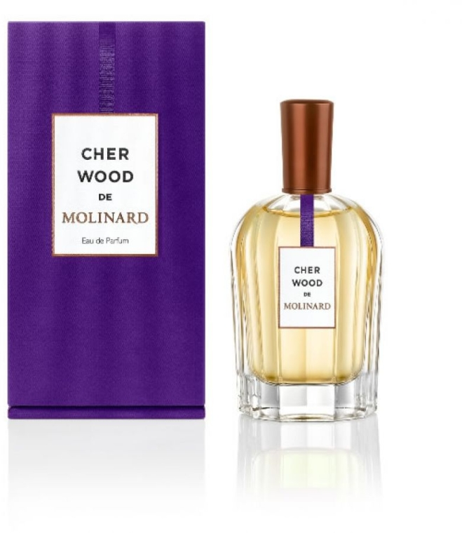 Molinard Cher Wood - Парфюмированная вода — фото N2