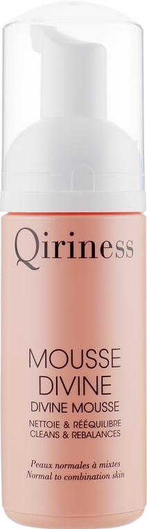 Очищающая пенка для лица - Qiriness Divine Mousse