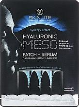 Духи, Парфюмерия, косметика Гиалуроновый мезопатч + сыворотка - Skinlite Synergy Effect