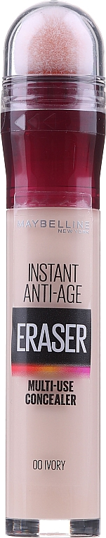 Консилер для кожи вокруг глаз - Maybelline New York Instant Anti-Age The Eraser Eye Perfect & Cover Concealer