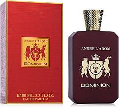 Духи, Парфюмерия, косметика Aroma Parfume Andre L'arom Dominion - Парфюмированная вода