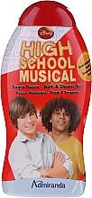 Духи, Парфюмерия, косметика Гель для душа - Admiranda High School Musical Peach & Tangerine