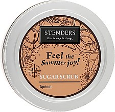 Духи, Парфюмерия, косметика Сахарный скраб для тела - Stenders Apricot Sugar Scrub