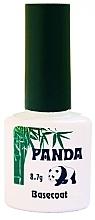 Духи, Парфюмерия, косметика Универсальное базовое покрытие - Panda Base Coat