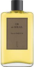 Духи, Парфюмерия, косметика Naomi Goodsir Or Du Serail - Парфюмированная вода (тестер без крышечки)