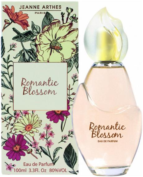 Jeanne Arthes Romantic Blossom - Парфюмированная вода