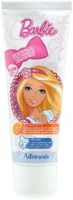 Духи, Парфюмерия, косметика Зубная паста с фтором и витамином С - Admiranda Barbie