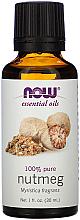 Духи, Парфюмерия, косметика Эфирное масло мускатного ореха - Now Foods Essential Oils 100% Pure Nutmeg