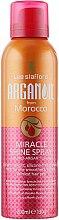 Духи, Парфюмерия, косметика Чудо-спрей для блеска - Lee Stafford Arganoil from Morocco Miracle Shine Spray