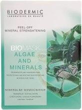 Духи, Парфюмерия, косметика Маска для лица обогащенная водорослями и минералами - Biodermic Bio Mask Algae and Minerals