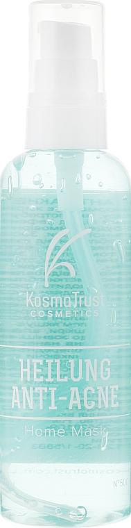 Маска для лица анти-акне лечебная - KosmoTrust Cosmetics Heilung Anti-Acne Home Mask
