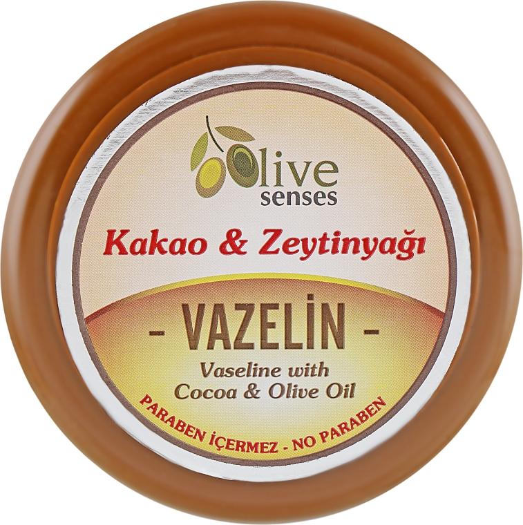 """Вазелин-мазь """"Какао и оливковое масло"""" - Selesta Senses"""