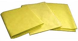 Духи, Парфюмерия, косметика Простыни из спанбонда, в пачках, 0,6х2м, 50шт, желтые - Panni Mlada