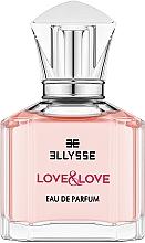 Духи, Парфюмерия, косметика Ellysse Love&Love - Парфюмированная вода