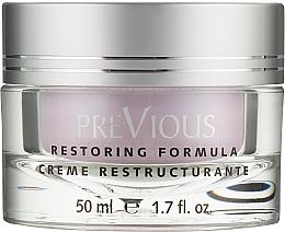 Духи, Парфюмерия, косметика Восстанавливающий питательный ребалансирующий крем для лица - Ivo Pitanguy Restoring Formula