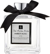 Духи, Парфюмерия, косметика УЦЕНКА Аромадиффузор - Feel Aroma Home Amber Musc *