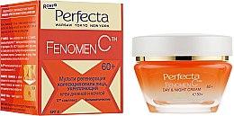 Духи, Парфюмерия, косметика Крем для лица - Perfecta Fenomen C Cream 60+ Spf 6