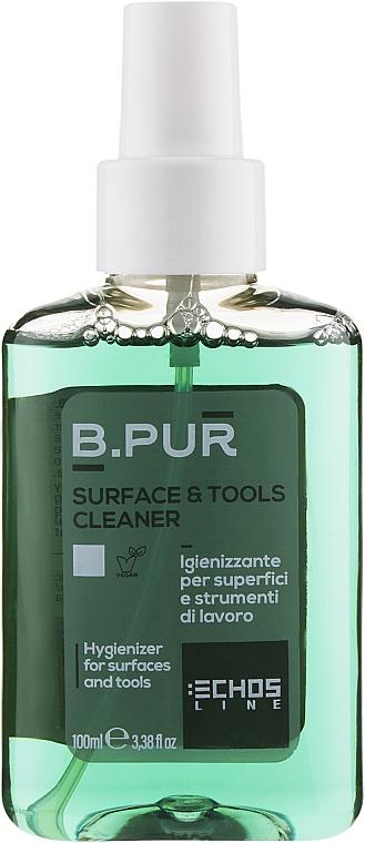Дезинфицирующий спрей для инструментов и поверхности - Echosline B.Pur Surface & Tools Cleaner