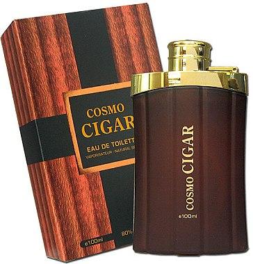 Духи, Парфюмерия, косметика Cosmo Designs Cigar - Туалетная вода