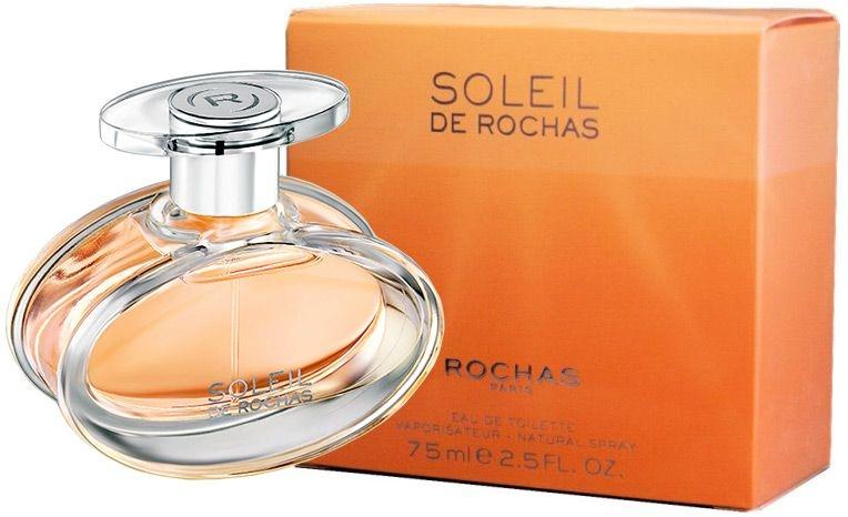 Rochas Soleil De Rochas - Туалетная вода