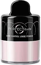 Духи, Парфюмерия, косметика Рассыпчатая пудра для лица - L.O.V Perfectitude Shine Control Loose Powder