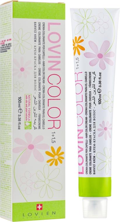 Крем-краска для волос - Lovien Essential Lovin Color