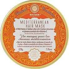 "Духи, Парфюмерия, косметика Маска для волос ""Средиземноморская"" - Saules Fabrika Mediterranean Hair Mask"