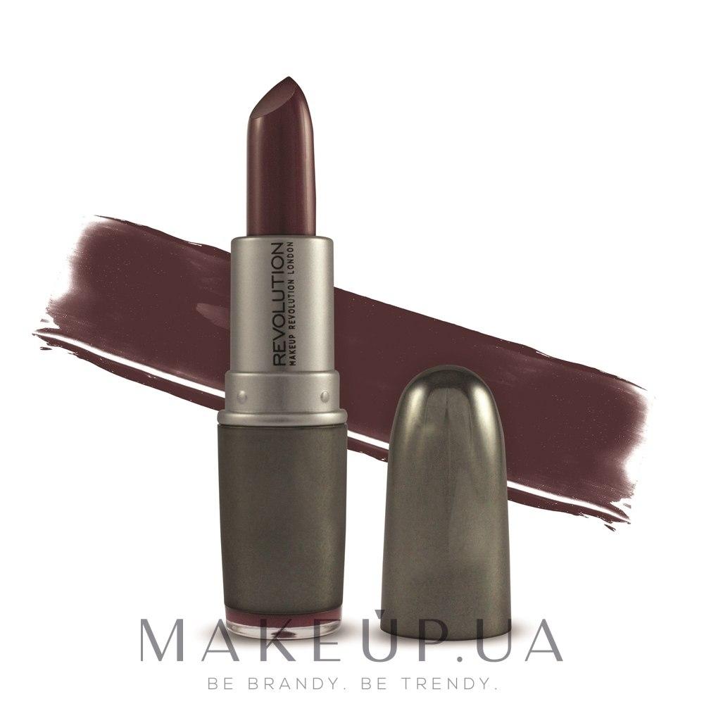 Помада для губ - Makeup Revolution Ultra Amplification Lipstick — фото Deepen