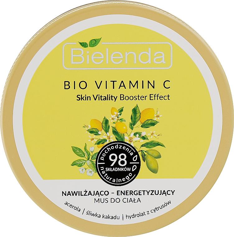Увлажняющий и тонизирующий мусс для тела - Bielenda Bio Vitamin C