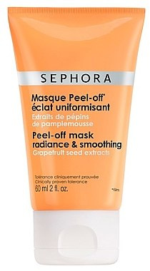 """Маска-плёнка для лица """"Сияние и гладкость кожи"""" - Sephora Peel-off Mask — фото N1"""