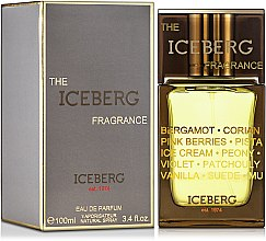 Духи, Парфюмерия, косметика The Iceberg Fragrance - Парфюмированная вода
