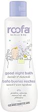 Духи, Парфюмерия, косметика Успокаивающий гель-пенка для ванны с лавандой - Roofa Good Night Bath Gel
