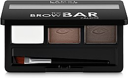 Парфумерія, косметика Палетка для брів - Lamel Professional The Brow Bar Palette