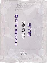 Духи, Парфюмерия, косметика Обесцвечивающая пудра - jNOWA Professional Ing Professional Color Bleaching Powder