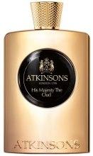 Духи, Парфюмерия, косметика Atkinsons His Majesty The Oud - Парфюмированная вода (тестер с крышечкой)