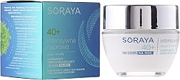 Духи, Парфюмерия, косметика Разглаживающий крем для лица - Soraya Intensive Repair Smoothing Repair Cream 40+