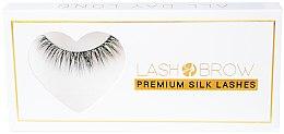 Духи, Парфюмерия, косметика Накладные ресницы - Lash Brow Premium Silk Lashes All Day Long