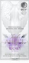 Расческа для волос - Tangle Angel Brush Pearl White — фото N3