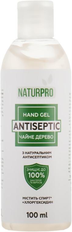 """Антисептический гель для рук """"Чайное дерево"""" - NaturPro"""