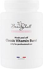 """Духи, Парфюмерия, косметика Альгинатная маска """"Витаминный взрыв"""" - Beautyhall Algo Peel Off Mask Classic Vitamin Burst"""