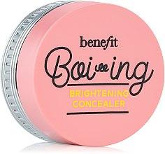 Духи, Парфюмерия, косметика Осветляющий консилер - Benefit Boi-Ing Brightening Concealer