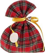 Духи, Парфюмерия, косметика Ароматический мешочек, шотландский узор, эвкалипт - Essencias De Portugal Tradition Charm Air Freshener