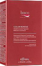Духи, Парфюмерия, косметика Смывка краски с волос - Kaaral Baco Colore Remove