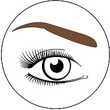 Хна для бровей, коричневая - Mayur — фото N5