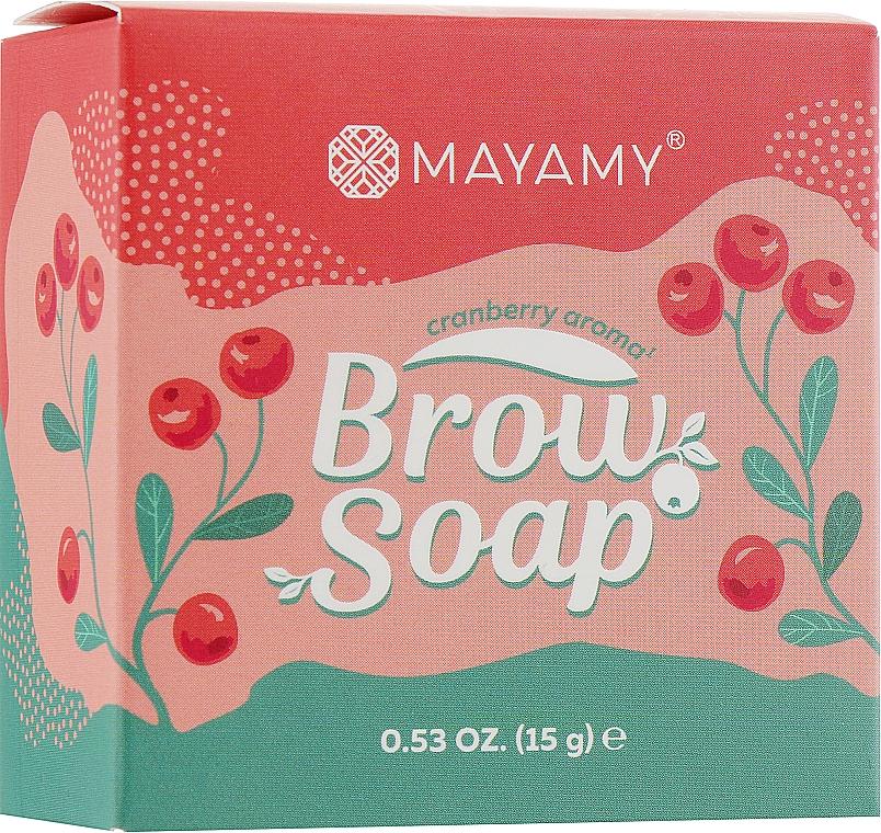 Мыло для фиксации бровей - Mayamy Brow Soap