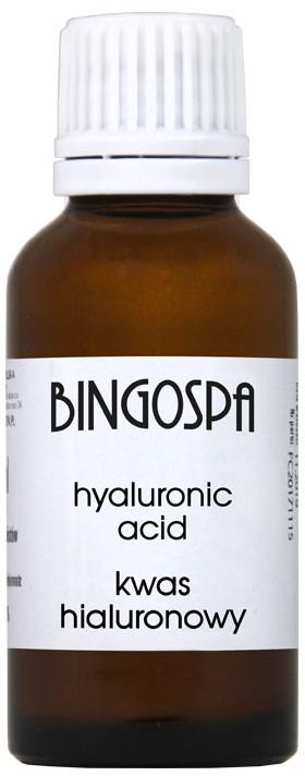 Гиалуроновая кислота - BingoSpa Kwas Hialuronowy
