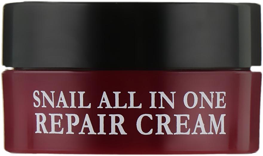 Многофункциональный улиточный крем для лица - Eyenlip Snail All In One Repair Cream (мини)